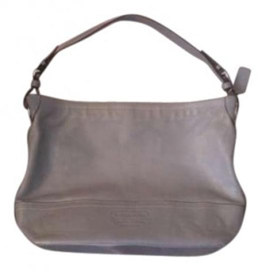 Preload https://item2.tradesy.com/images/coach-greygray-greygray-leather-hobo-bag-140761-0-0.jpg?width=440&height=440