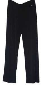 Anne Klein Relaxed Pants Black