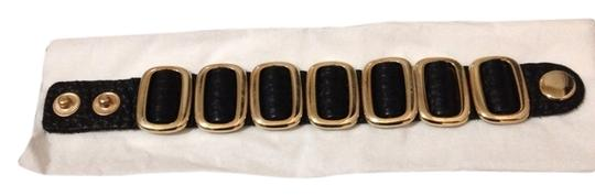 Other Black/gold tone Bracelet