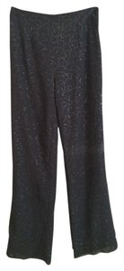 Trio New York Straight Pants black
