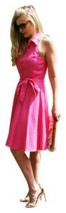Ralph Lauren Collection short dress Hot Pink Classy on Tradesy