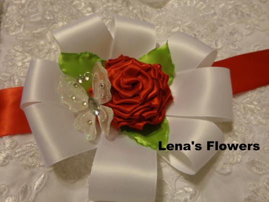 White Red and Green Handmade Belt Just For Your Special Occasion. Sash