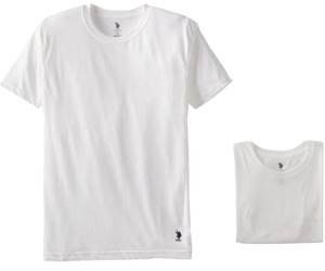 U.S. Polo Assn. T Shirt White