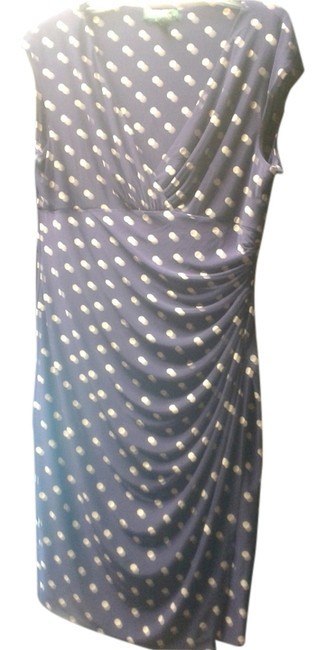 Preload https://img-static.tradesy.com/item/14078002/ralph-lauren-purple-and-beige-polka-dot-mid-length-workoffice-dress-size-16-xl-plus-0x-0-1-650-650.jpg