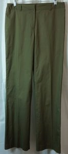 Theory Stretch Olive Pants