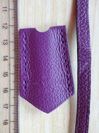 Louis Vuitton Empreinte clochette purple KROKO NEU for LV Image 2