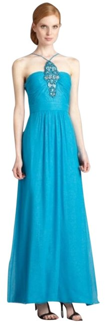 Preload https://img-static.tradesy.com/item/1407938/aidan-mattox-aqua-turquoise-long-cocktail-dress-size-6-s-0-0-650-650.jpg