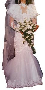 Eva Haynal Forsyth Trumpet Gown Wedding Dress