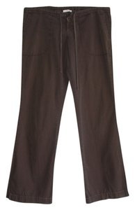 James Perse Wide Leg Pants charcoal