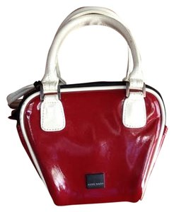 Acme Camera Retro Rockabilly Bowling Tote in red