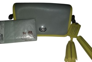 Coach See Front Flap Cross Body Bag