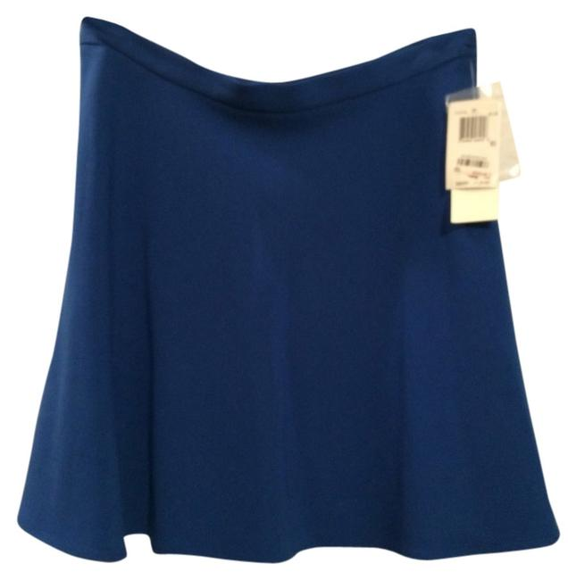 French Connection Skirt Blue