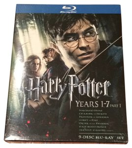 Harry Potter Harry Potter Years 1-7 Part 1