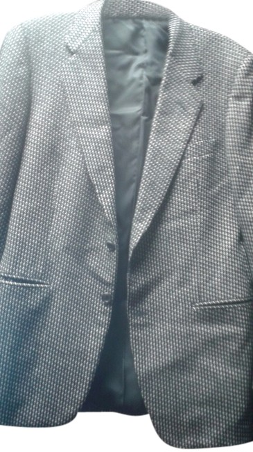 Preload https://img-static.tradesy.com/item/14080756/canali-black-made-in-italy-and-white-spring-jacket-size-8-m-0-1-650-650.jpg