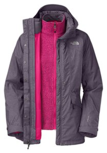 The North Face Waterproof Triclimate Coat