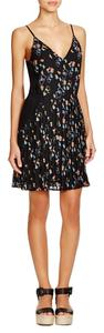 Rebecca Minkoff short dress Black Multi on Tradesy