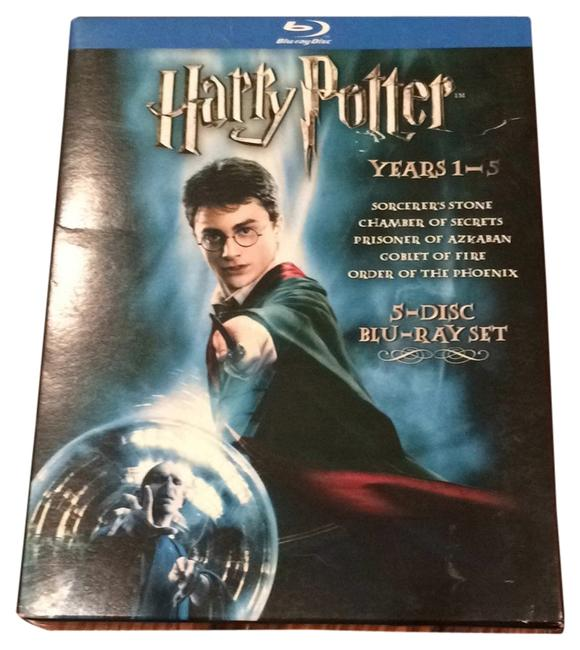 Harry Potter Multicolor Years 1-5 Harry Potter Multicolor Years 1-5 Image 1