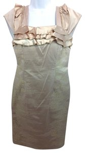 GRIFFLIN PARIS Champagne Dress
