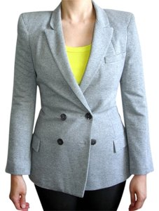 Zara Cotton light grey Jacket