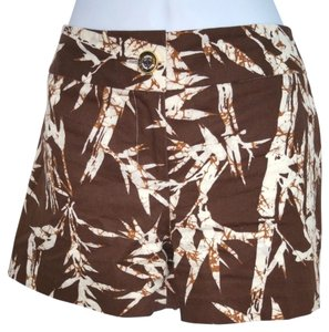 Michael Kors Brown Shorts
