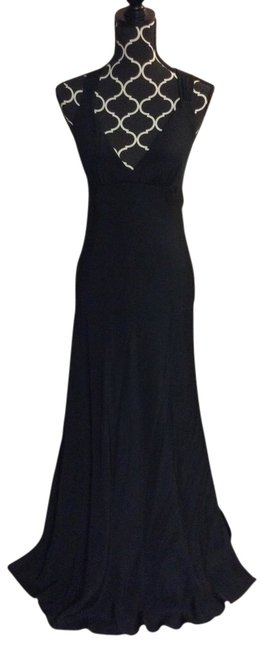 Item - Black New Special Occasions Long Formal Dress Size 4 (S)