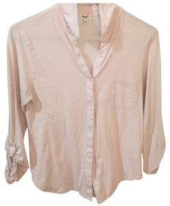 Splendid Button Down Shirt pink