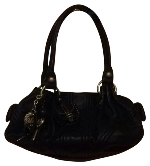 Juicy Couture Handbag Gold Accents Hobo Bag