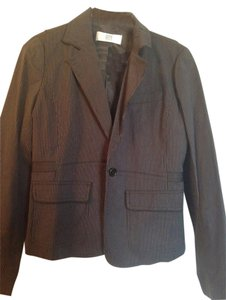 DKNY DKNY Brown Stripe Blazer