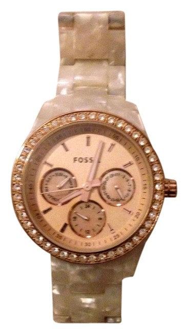 Item - Pearl and Rose Gold & Watch
