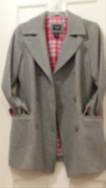 Abercrombie & Fitch Wool Pea Coat