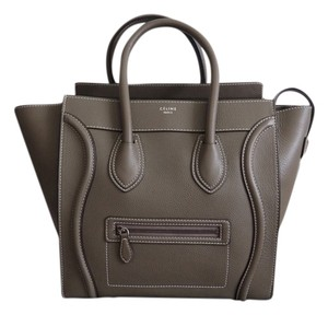 Cline Celine Tote in Souris
