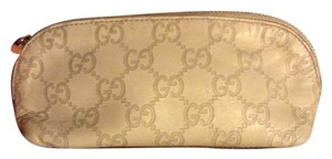 Gucci 100% Authentic Guccissima GUCCI COSMETIC OR PENCIL BAG... SMALL