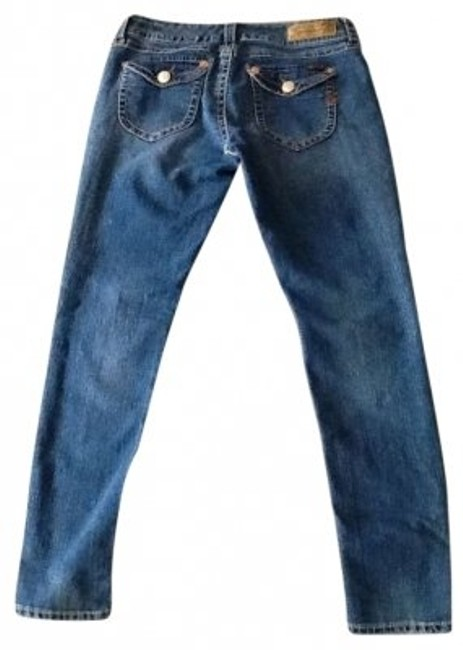 Preload https://item1.tradesy.com/images/7-for-all-mankind-blue-medium-wash-skinny-jeans-size-30-6-m-140855-0-0.jpg?width=400&height=650