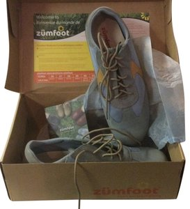 zumfoot New With Box Zamora Leather Suede 12 Athletic