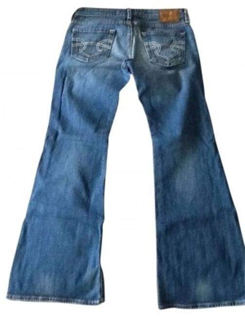 Preload https://img-static.tradesy.com/item/140859/big-star-medium-wash-remmy-low-rise-98-cotton-and-2-spandex-flare-leg-jeans-size-29-6-m-0-0-650-650.jpg