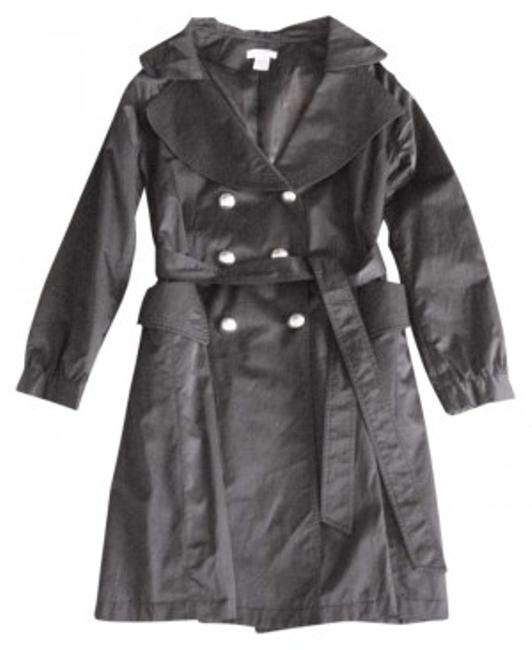 Preload https://img-static.tradesy.com/item/140869/vertigo-paris-black-raincoat-size-10-m-0-0-650-650.jpg