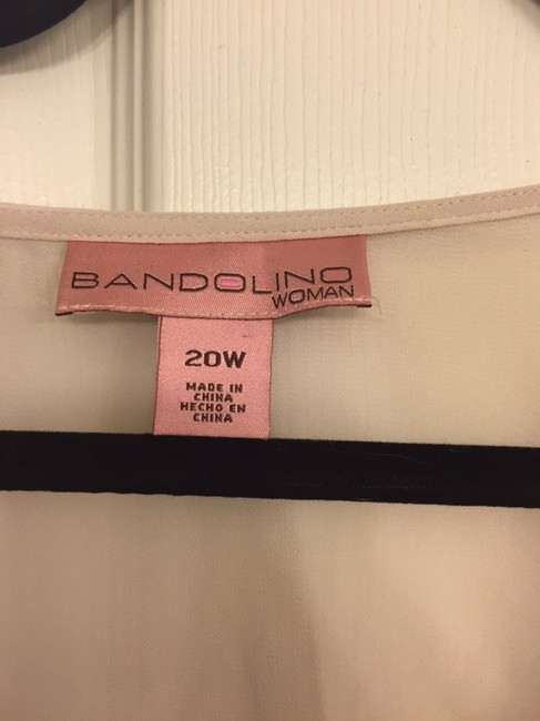 Bandolino Top Off White
