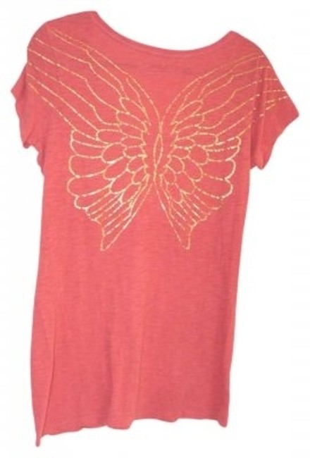 Preload https://item3.tradesy.com/images/victoria-s-secret-coral-tee-shirt-size-12-l-140882-0-0.jpg?width=400&height=650