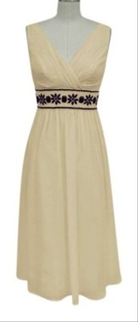 Preload https://img-static.tradesy.com/item/140896/light-beige-goddess-beaded-waist-size3x4x-mid-length-formal-dress-size-28-plus-3x-0-0-650-650.jpg