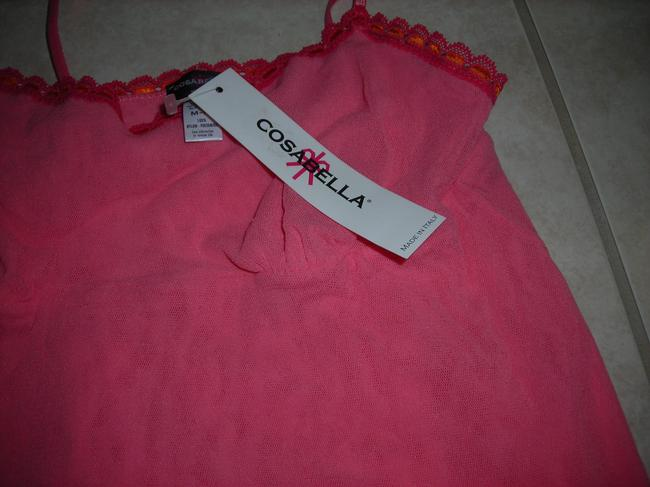 Cosabella Camisole Lingerie Italy Top coral