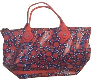 Marc by Marc Jacobs Tote in Orange Navy