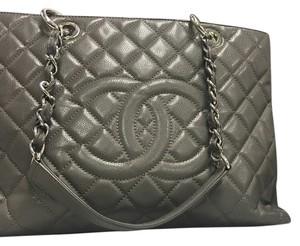 Chanel Tote in Dark Grey