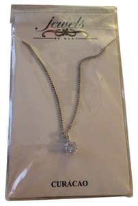 EFFY New Effy By Rani Necklace With Clear Crystal