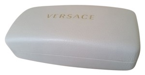 Versace Versace White Sunglass Hard Case