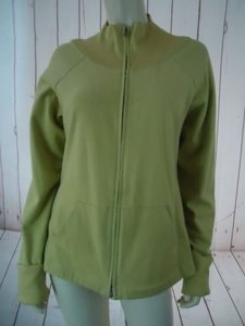 Eileen Fisher Sweat Lt Light Green Jacket