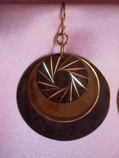 Body Central New 3 pc. circle pierced earrings