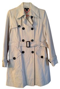 Tommy Hilfiger Classic Trench Dot Trench Coat