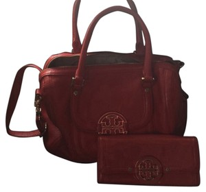 Tory Burch Satchel in Coral
