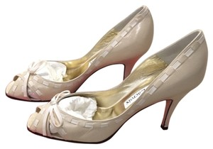 Christian Lacroix White, beige Pumps
