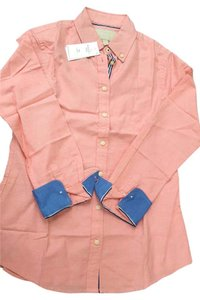 Banana Republic Button Down Shirt Coral